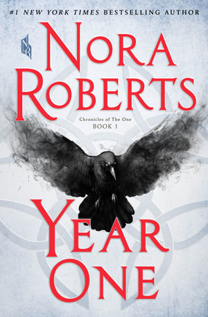 Reviewing Nerds Book Review- Year one by Nora Roberts 02-23-2018