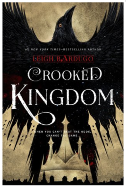Reviewing Nerds - Crooked Kingdom- Leigh Bardugo