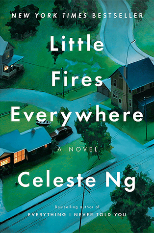 Reviewing Nerds 3rd April, 2018, Book Review, Little Fires Everywhere, Celeste Ng