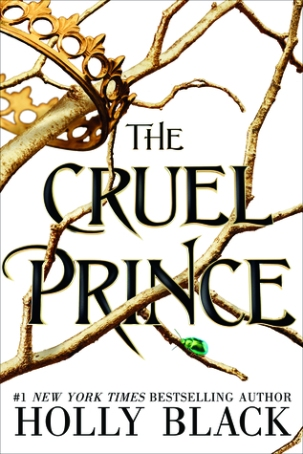 The Cruel Prince - Holly Black- Reviewing Nerds- 05 April 2018